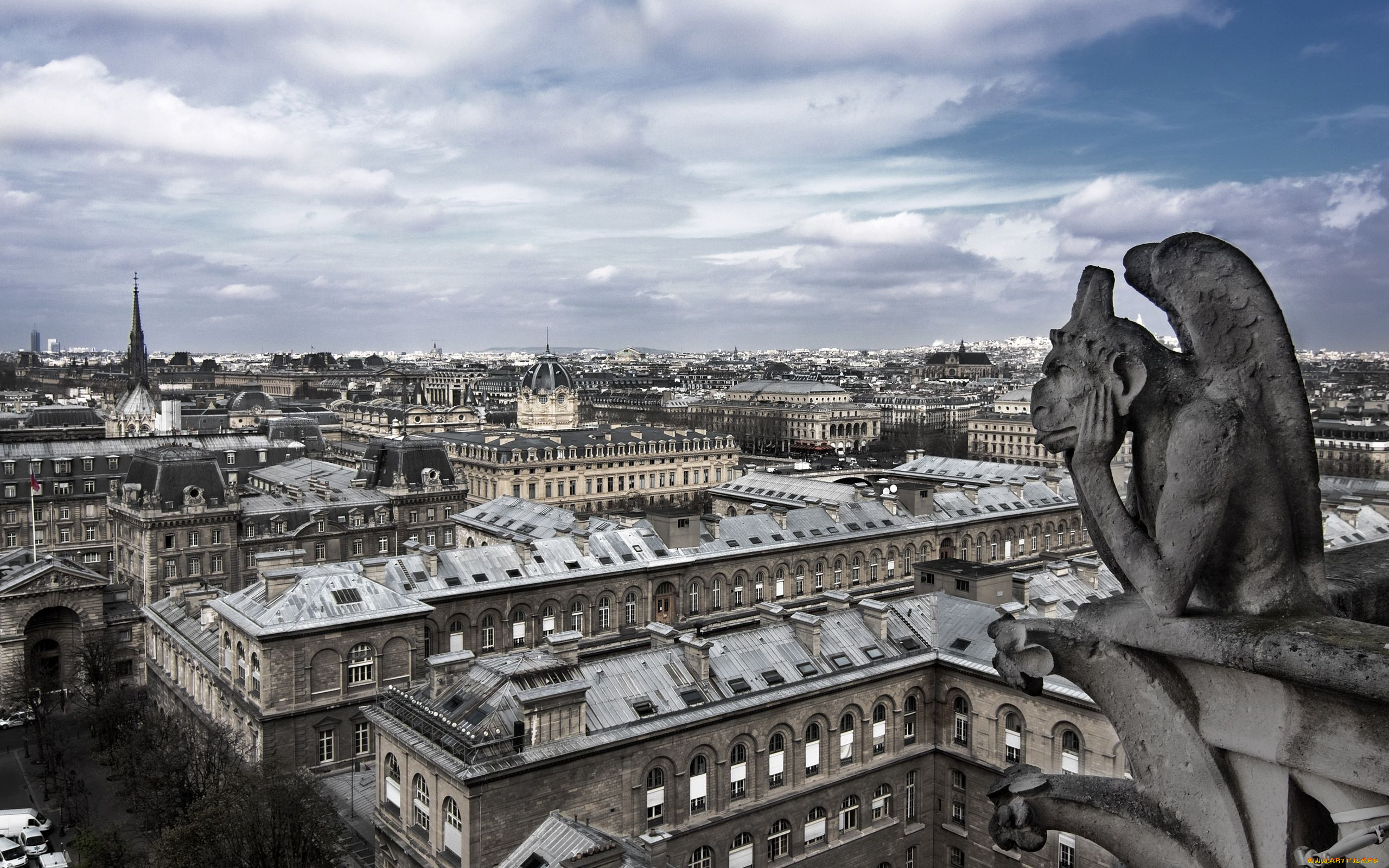 припухлость париж фото города на рабочий стол клавиши даже